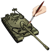 How To Draw Tanks icon