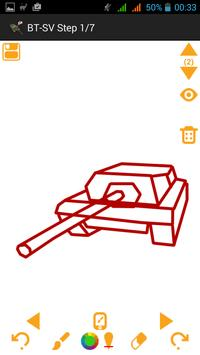 How To Draw Tanks screenshot 4