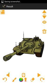 How To Draw Tanks screenshot 7