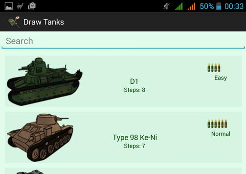 How To Draw Tanks screenshot 9