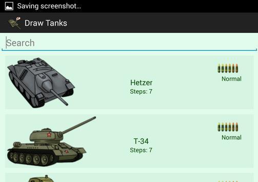 How To Draw Tanks screenshot 10