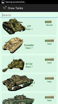 How To Draw Tanks screenshot 2