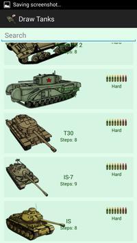 How To Draw Tanks screenshot 3