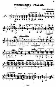 Beethoven Three Waltzs screenshot 2