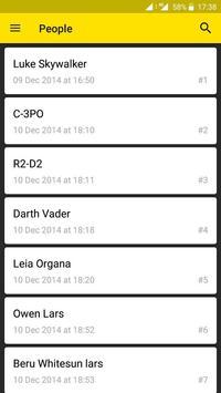 Star Wars Quick Info apk screenshot