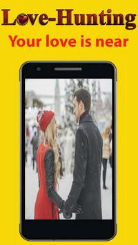 Dating Hunting Love - Online Dating street life screenshot 1