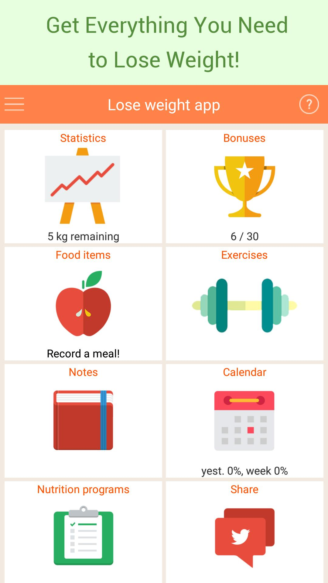 Lose weight without dieting for Android - APK Download