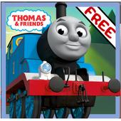 Thomas Engine: Railway Station Free Game icon