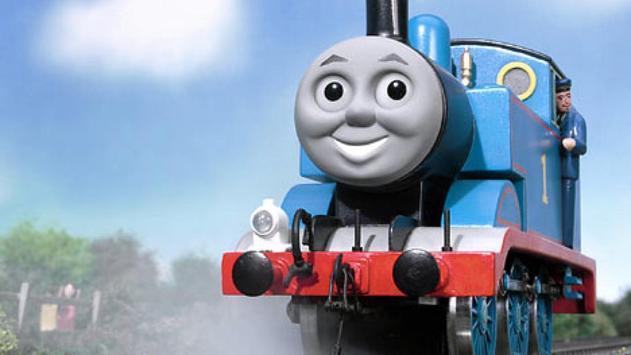 Thomas Engine: Railway Station Free Game poster