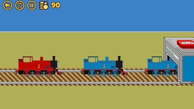 Thomas Engine: Railway Station Free Game screenshot 1