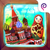 Карта России icon