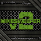 Minesweeper v2 icon