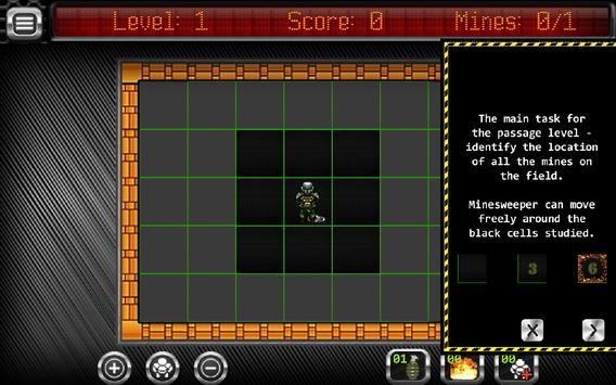 Minesweeper v2 apk screenshot