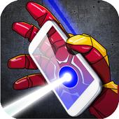 Iron Glove Laser Simulator icon