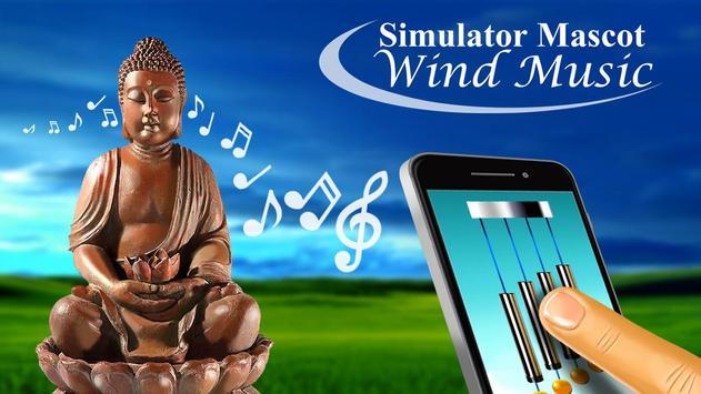 Simulator Mascot Wind Music poster