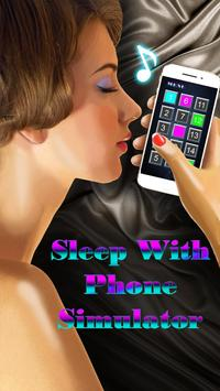 Sleep With Phone Simulator poster