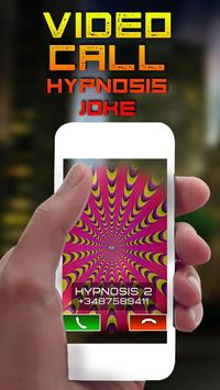 Video Call Hypnosis Joke poster