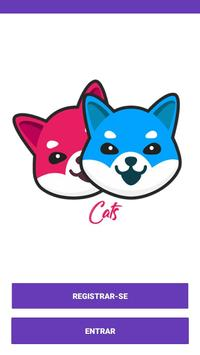 Cats Social poster