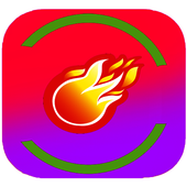 Fire Messenger - Free Online Messenger icon