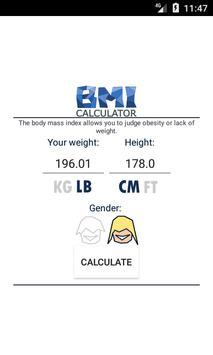 BMI calculator bài đăng
