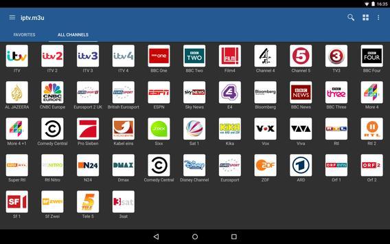 IPTV imagem de tela 4