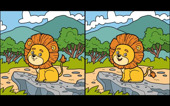 Spot it! Find the differences for baby boy & girl! screenshot 3