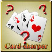 Card-sharper icon