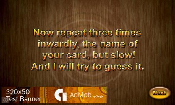 Card-sharper apk screenshot