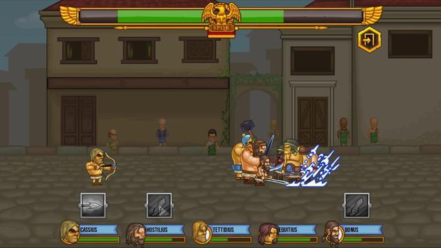 Gods Of Arena: Strategy Game apk screenshot