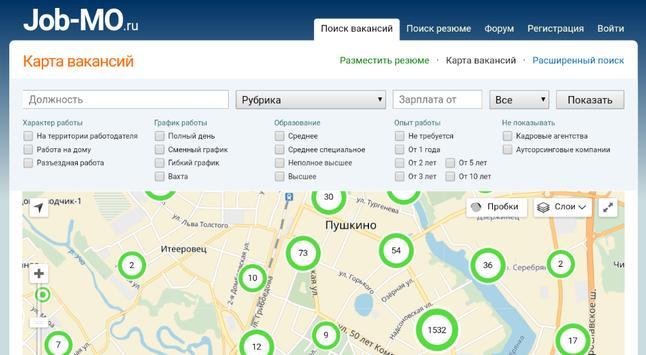 Job-MO.ru screenshot 7