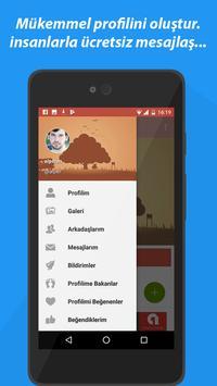 FlyBizas: Yeni arkadaş bulun. Flört edin. Eğlenin! screenshot 1