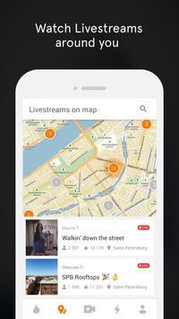 OK Live - трансляции онлайн apk screenshot