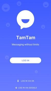 TamTam Messenger - free chats & video calls apk screenshot