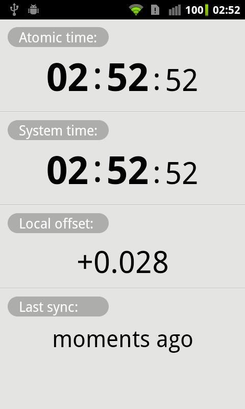 Android 用の ClockSync APK をダウンロード