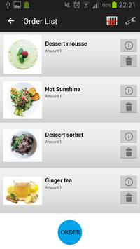 Healthy Restaurant apk screenshot