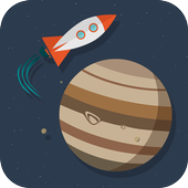 Space Surfer icon