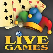 Durak LiveGames - free online card game icon