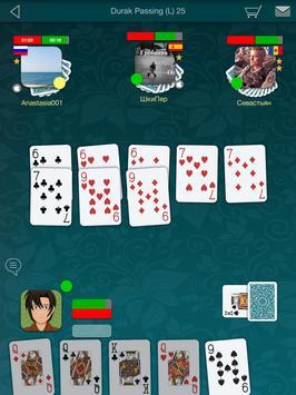 Durak LiveGames - free online card game apk screenshot