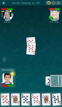 Durak LiveGames - free online card game screenshot 5