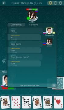 Durak LiveGames - free online card game screenshot 8
