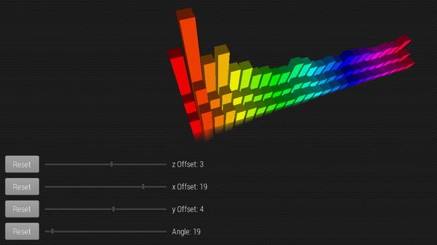 AudioBars Visualizer LWP screenshot 20