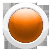 Оранжевая кнопка. Не нажимать! icon