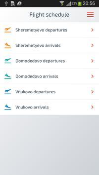 Aeroexpress screenshot 4