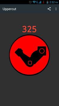 Uppercut power dynamometer! apk screenshot