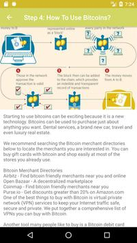 How to get Bitcoin poster