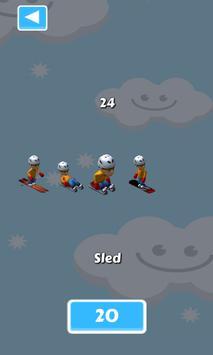 Down The Ski Slope apk screenshot