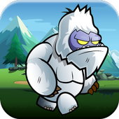 Yeti World Adventure Runner icon