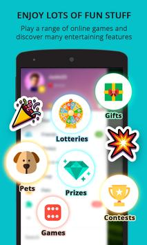 Chat Rooms, Avatars, Date - Galaxy apk 截图