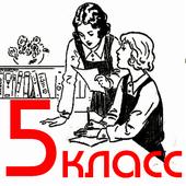 Русский язык 5 класс icon