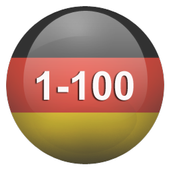 1-100 German numbers icon